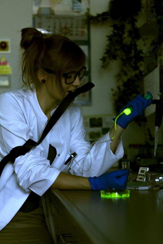 Poison Ivy / Privatshootiing / Laborgebäude