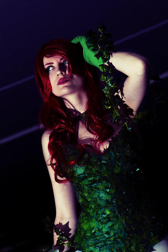 Poison Ivy / Hanami Ludwigshafen / Parkhaus