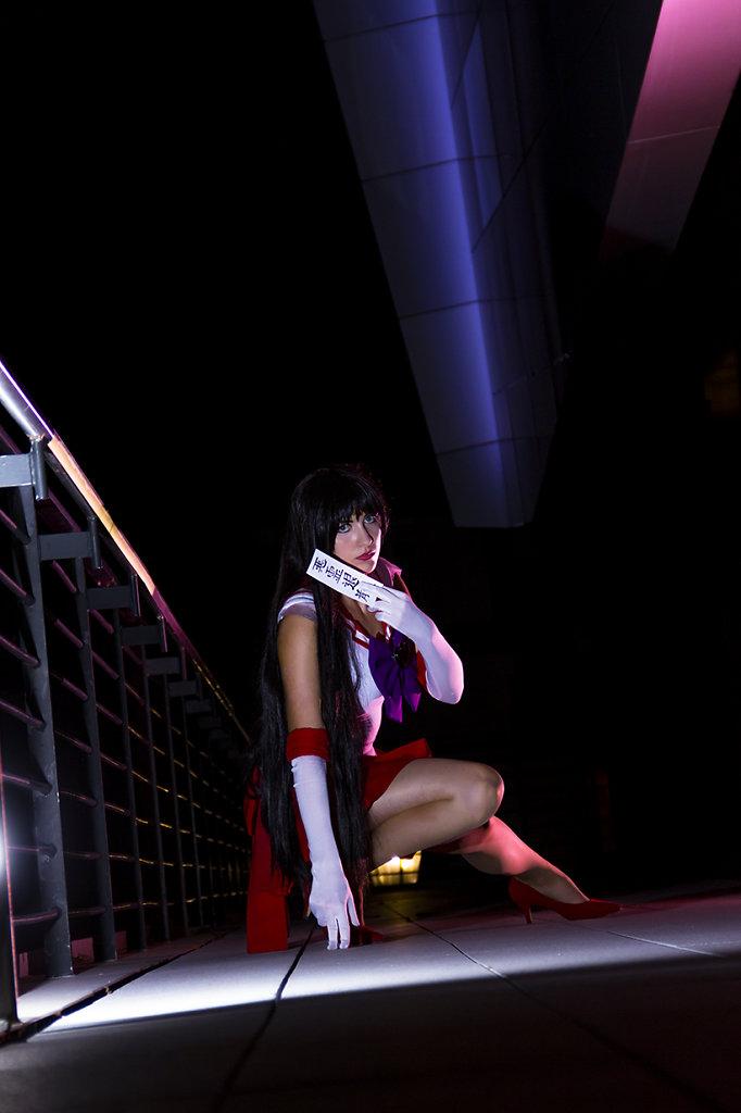 Sailor Mars / DATE / Dresden