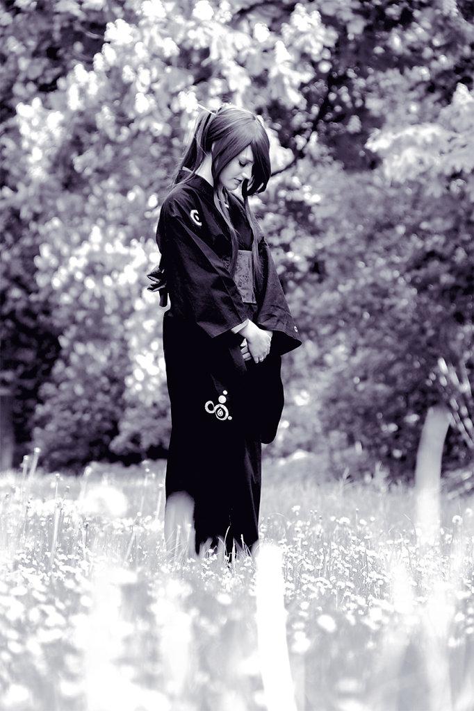 Kimono Girl / Privatshooting / Berlin